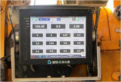 HXY-8型深孔岩心钻机钻井参数仪